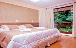 Bel Air Hotel Suíte Luxo Superior com Hidro Dupla