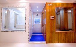Bel Air Hotel Sauna Seca e a Vapor