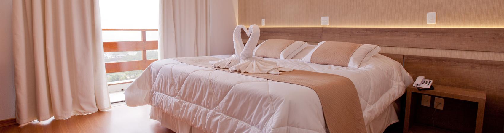 Hotel em Teresópolis Bel Air Acomodações