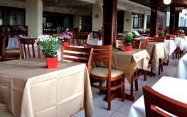 Bel Air Hotel em Teresópolis Restaurante